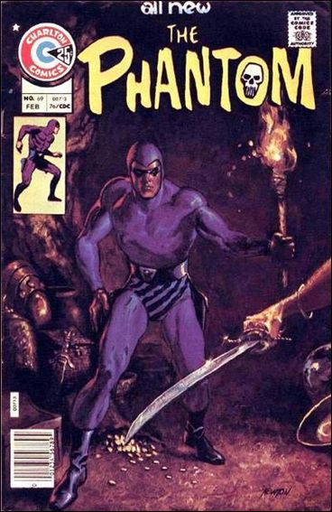 Phantom (1962) 69-A by Gold Key