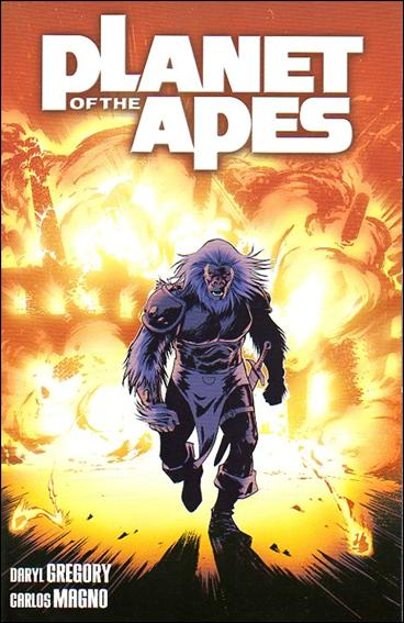 Planet of the Apes (2011) 5-C by Boom! Studios