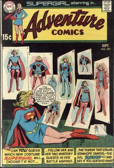 Adventure Comics (1938) 397-A by DC