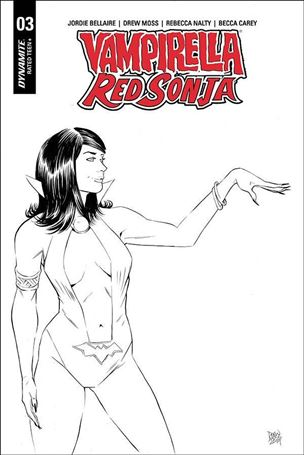 Vampirella / Red Sonja 3-H