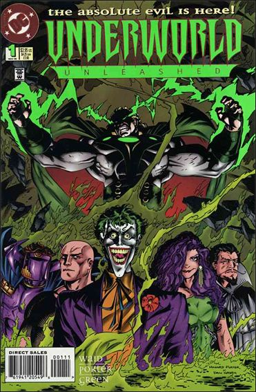 Underworld Unleashed 1-A by DC