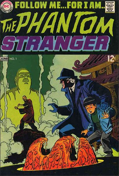 Phantom Stranger (1969) 1-A by DC