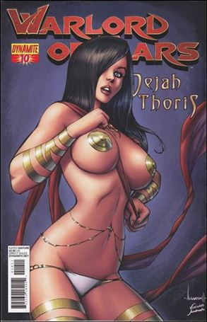 Warlord of Mars: Dejah Thoris 10-C