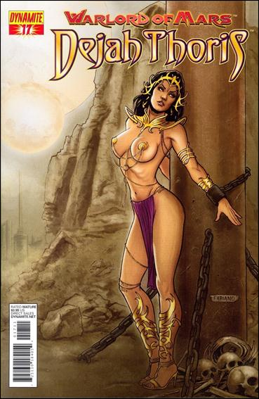 Warlord of Mars: Dejah Thoris 17-B by Dynamite Entertainment