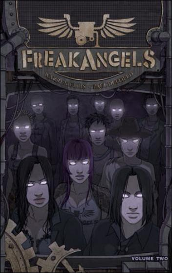 FreakAngels 2-A by Avatar Press
