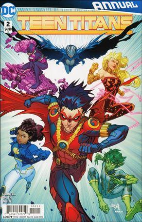 Teen Titans Annual (2015) 2-A