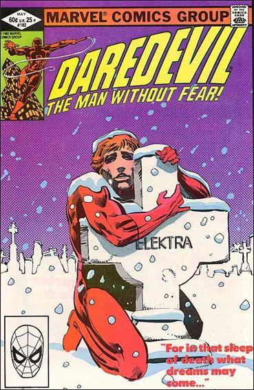 Daredevil (1964) 182-A by Marvel
