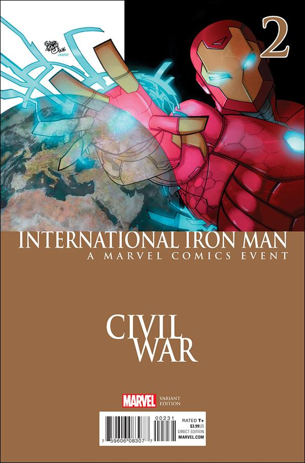 International Iron Man 2-C