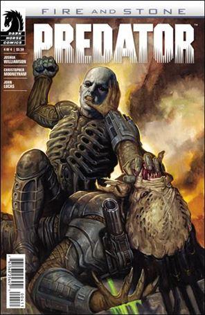 Predator: Fire and Stone 4-A