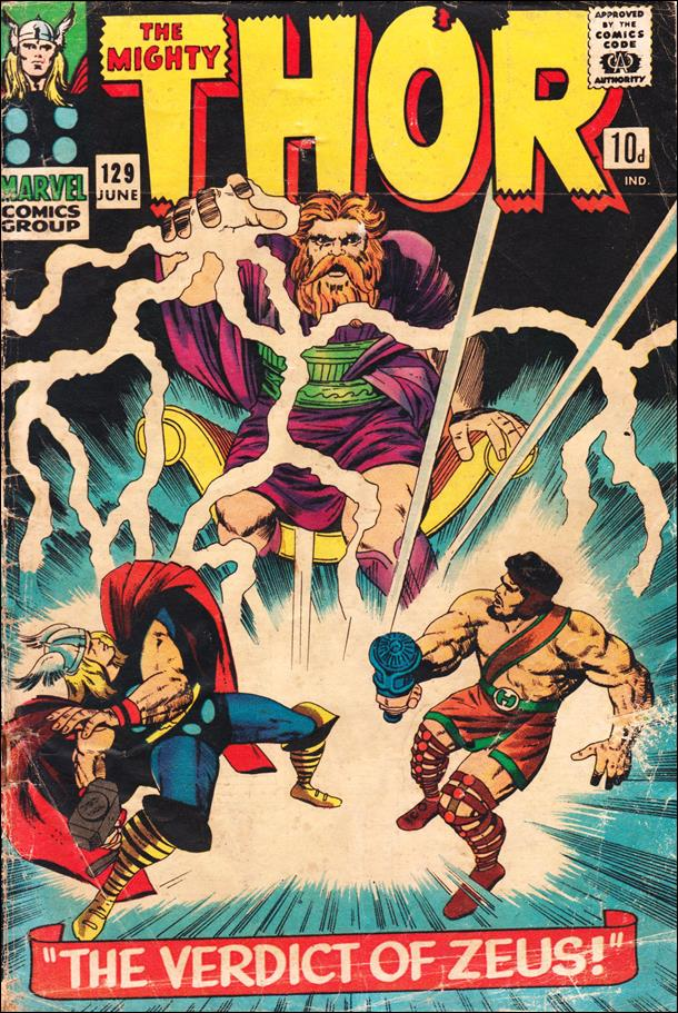 Thor (1966) 129-B by Marvel