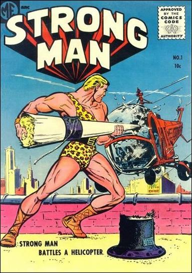 A-1 Comics 130-A by Magazine Enterprises