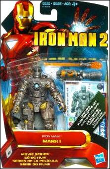 Iron Man 2 Iron Man - Mark I (Movie Series) by Hasbro