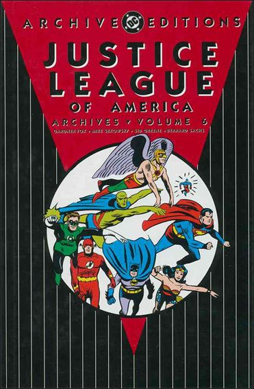 Justice League of America Archives 6-A by DC