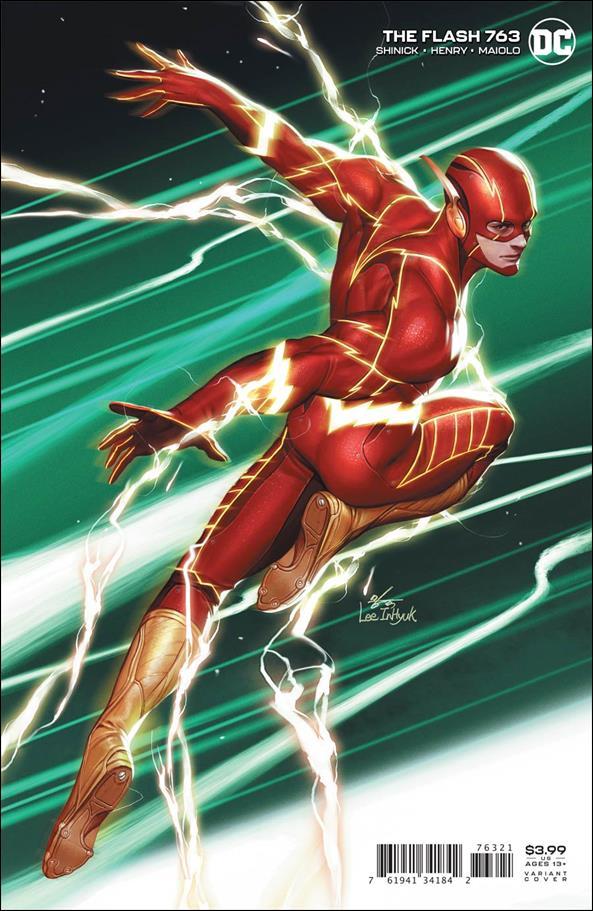 Flash (1959) 763-B by DC