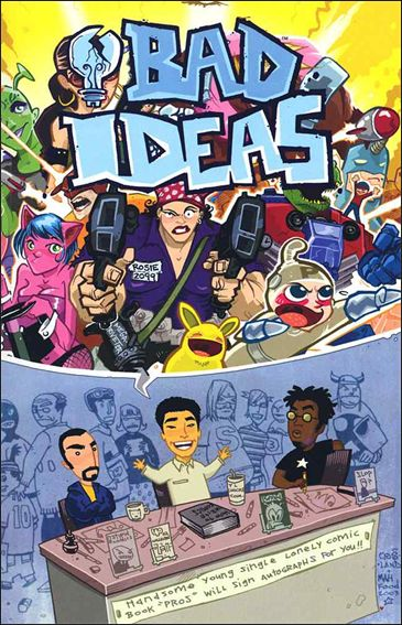 Bad Ideas 1-A by Image