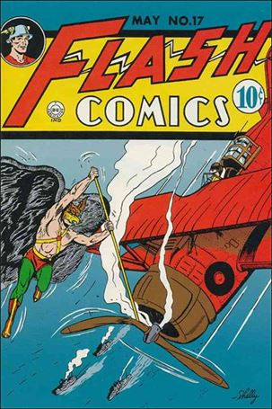 Flash Comics (1939) 17-A