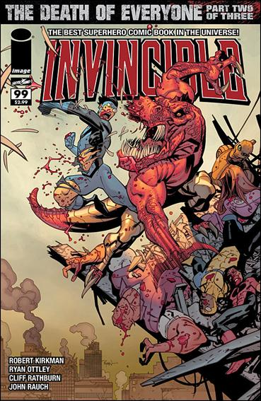 Invincible 99-A by Skybound Entertainment