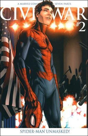 Civil War (2006) 2-D
