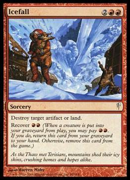 Magic the Gathering: Coldsnap (Base Set)85-A by Wizards of the Coast