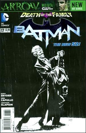 Batman (2011) 17-E by DC