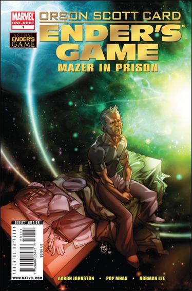 Ender's Game Special: Mazer in Prison 1-A by Marvel