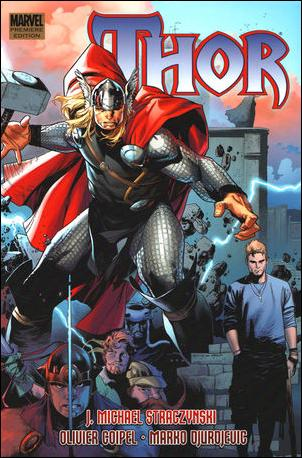 Thor by J. Michael Straczynski 2-A by Marvel