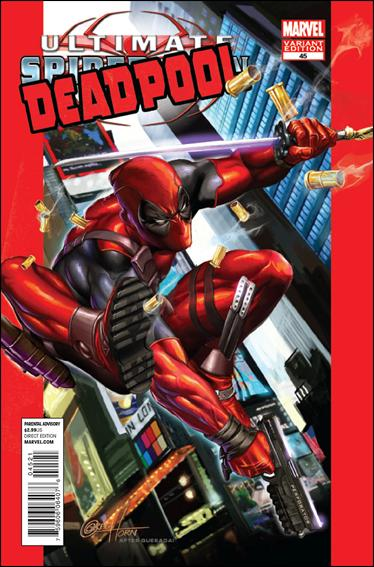 Deadpool (2008) 45-B by Marvel
