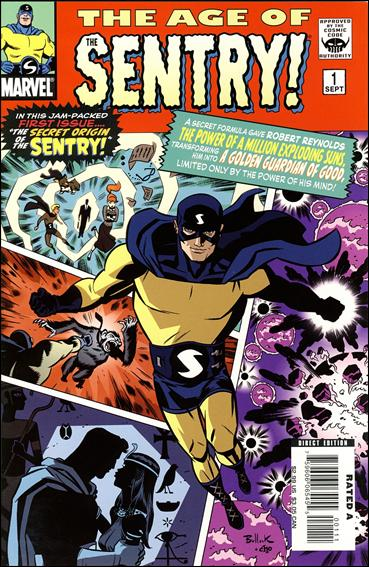 Age of the Sentry 1-A by Marvel