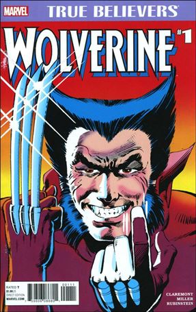 Wolverine (1982) 1-B