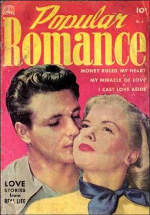 Popular Romance 8-A