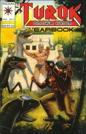 Turok: Dinosaur Hunter Yearbook 1-A