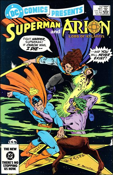 DC Comics Presents (1978) 75-A by DC