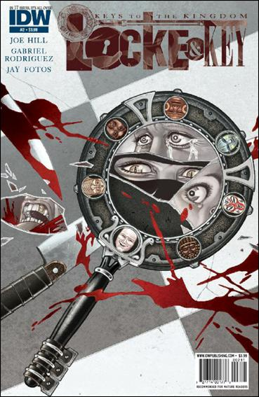 Locke & Key: Keys to the Kingdom 2-A by IDW