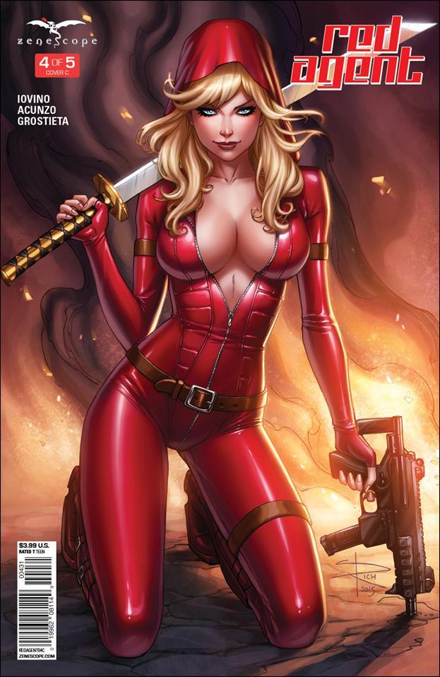 Red Agent 4-C