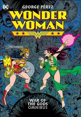 Wonder Woman: War of the Gods Omnibus nn-A