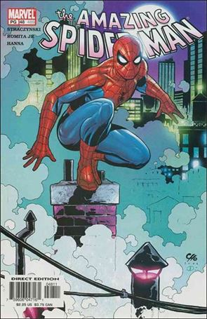 Amazing Spider-Man (1999) 48-A