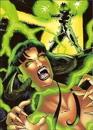 Widow Special Edition Collector's Card Set (2015) 29-A