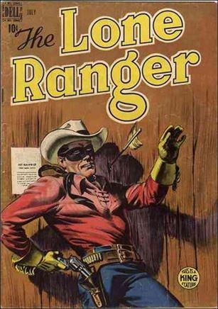 Lone Ranger (1948) 13-A