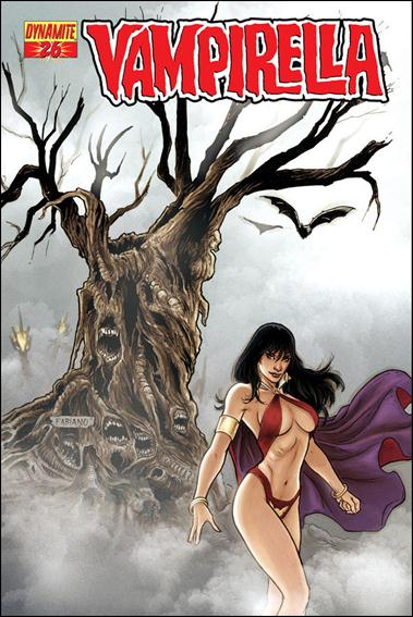 Vampirella (2010) 26-A by Dynamite Entertainment
