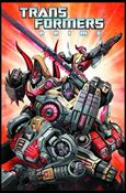 Transformers Prime: Rage of the Dinobots  1-A