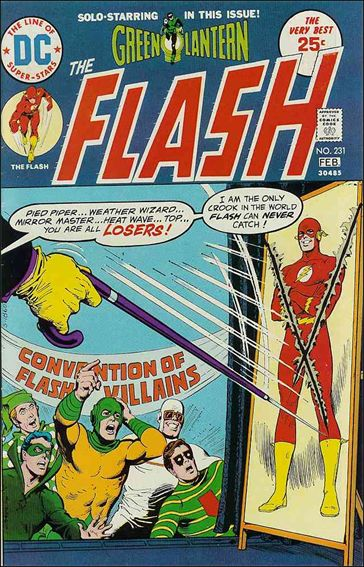 Flash (1959) 231-A by DC