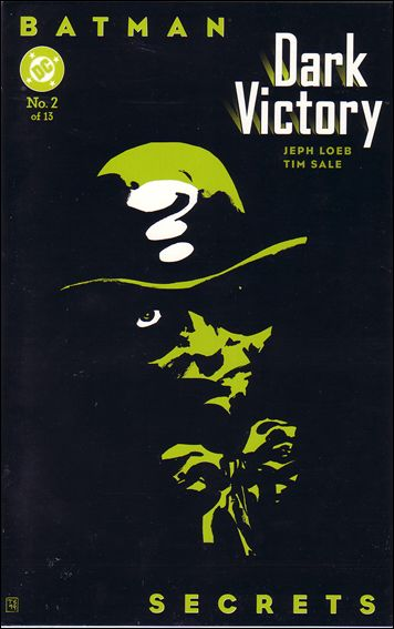 Batman: Dark Victory 2-A by DC