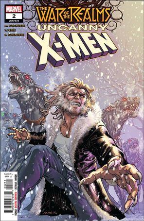 War of the Realms: Uncanny X-Men 2-A