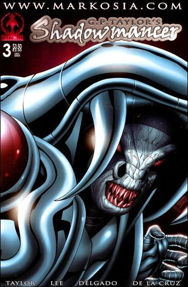 Shadowmancer 3-B by Markosia