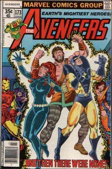 Avengers (1963) 173-A by Marvel
