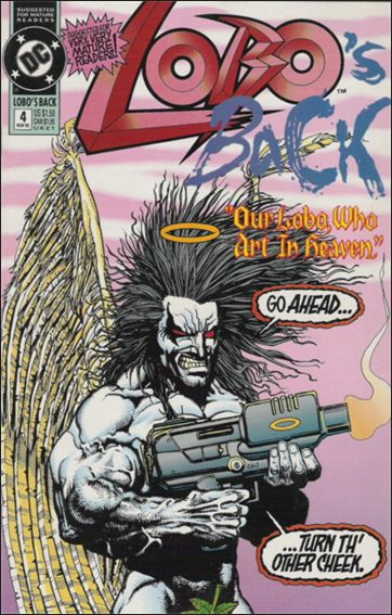 Lobo's Back 4-A by DC