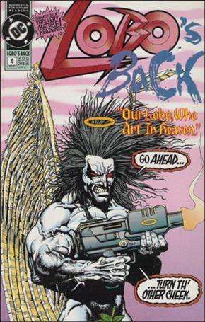 Lobo's Back 4-A