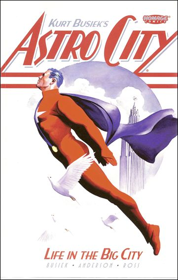 Kurt Busiek's Astro City: Life in the Big City 1-F by Homage Comics