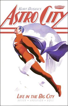 Kurt Busiek's Astro City: Life in the Big City 1-F