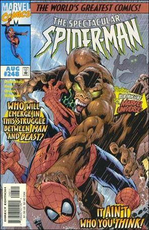 Spectacular Spider-Man (1976) 248-A